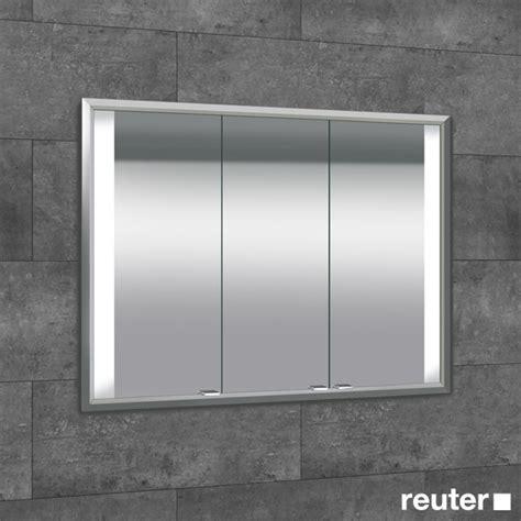spiegelschrank reuter sprinz line unterputz spiegelschrank