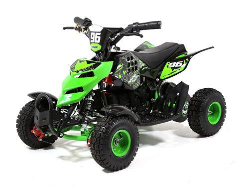Atv Electric Ride On Motor funbikes 800w 36v electric mini bike atv ride on
