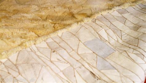 lammfell bettauflage lammfell bettauflage betteinlage unterbett med gerbung