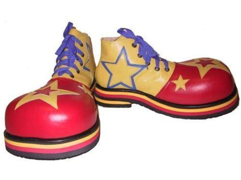 clown slippers clown shoes ebay