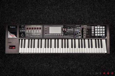 Keyboard Roland Fa 06 roland fa 06