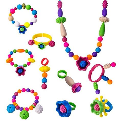 Pretend Its Not Raining With Kit Heaths Ring by Pop Arty Snap Together Fashion Kit For Kid