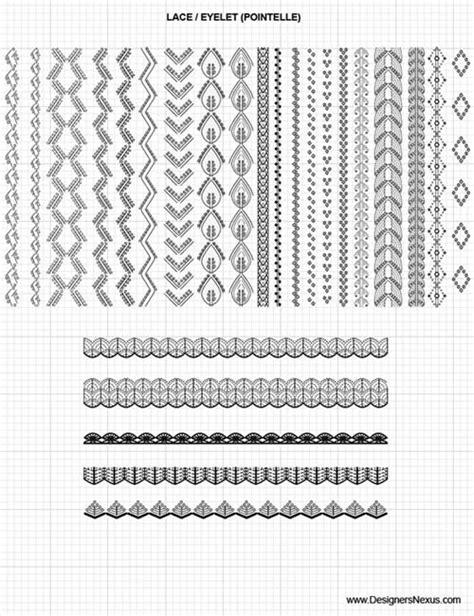 adobe illustrator knitting pattern designers nexus 119 adobe illustrator sweater brushes