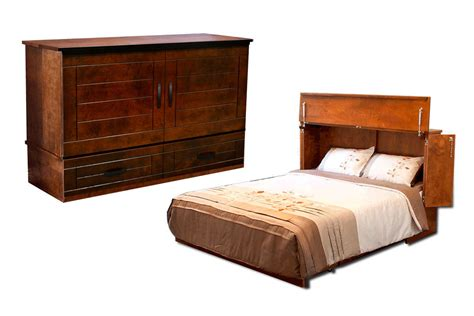 bed in a cabinet metro cabinet bed murphy bed by cabinetbed
