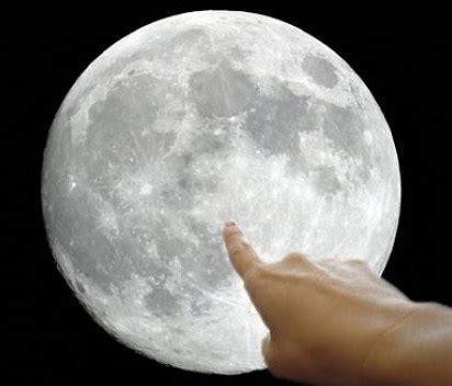 dedo y la lunael el dedo y la luna diario16