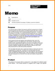 memo sle template 7 sle business memo coaching resume