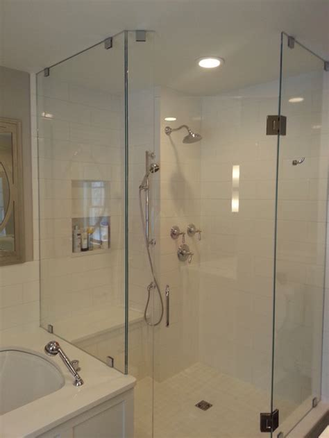 cost of frameless glass shower doors how much do frameless glass shower doors cost
