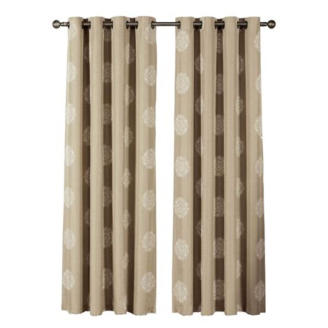 extra wide curtain panels grommet window elements venice embroidered faux linen extra wide