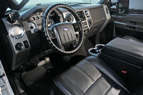 08 F250 Interior by 2008 Ford F 250 4x4 Lariat Work Truck 8 Lug