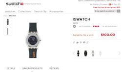 Harga Jam Tangan Merk Iwatch nama produk hir mirip swatch akan gulingkan merek
