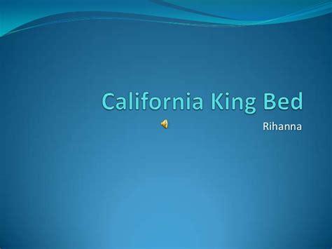 california king bed rihanna lyrics rihanna california king bed lyrics