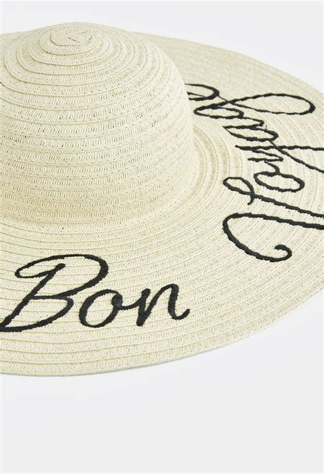 Kania Pallazo bon voyage floppy hat accessories in get great deals at justfab