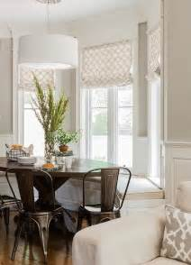 Dining Room Bay Window by Bay Window Breakfast Nook Transitional Dining Room