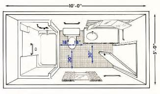 How To Design A Bathroom Floor Plan by Bathroom Plans Bathroom Designs