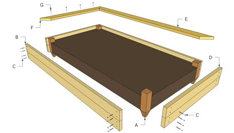 elevated bed frame plans raised bed plans free outdoor plans diy shed wooden