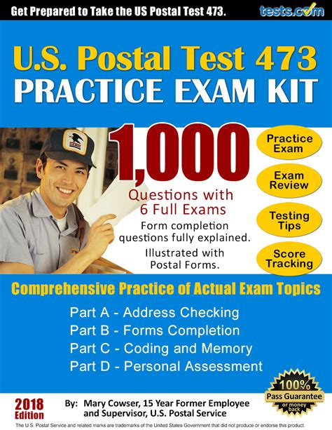 Post Office 473 Practice Test by Postal 720 Practice Test