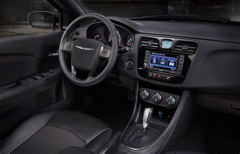 Chrysler 200 2014 Interior by Chrysler 200 Sedan 2014 Cartype