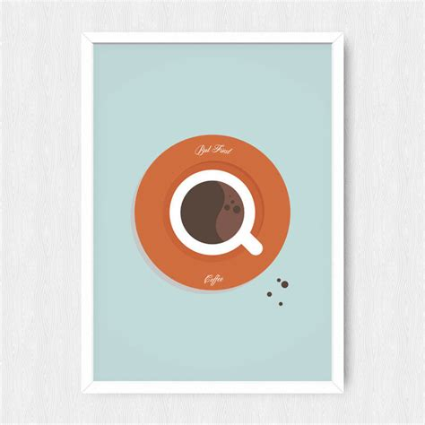 Coffee Print 15 coffee posters to hang above your coffee station