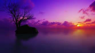 small wallpaper hd sunset landscape and small island widescreen and hd background wallpaper