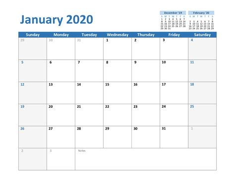january  printable calendar   excel word printable june calendar template