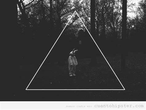 imagenes hipster triangulo conejo hipster perdido en el bosque cu 225 nto hipster