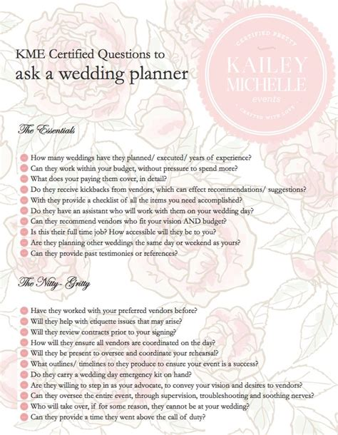 17 best images about event planning on planning planners and wedding planning