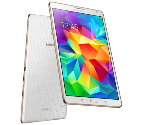 Samsung Tab 5 Terbaru buy samsung galaxy tab s 8 4 quot tablet white free delivery currys