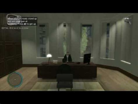 gta 4 mission #36 final interview (complete mission