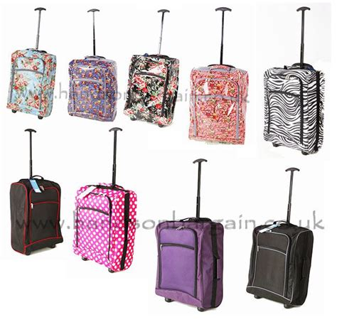 cabin suitcase size lightweight wheeled cabin size approved trolley