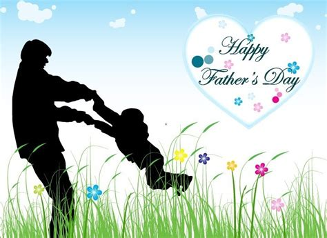 happy fathers day cards templates free happy s day card template vector titanui