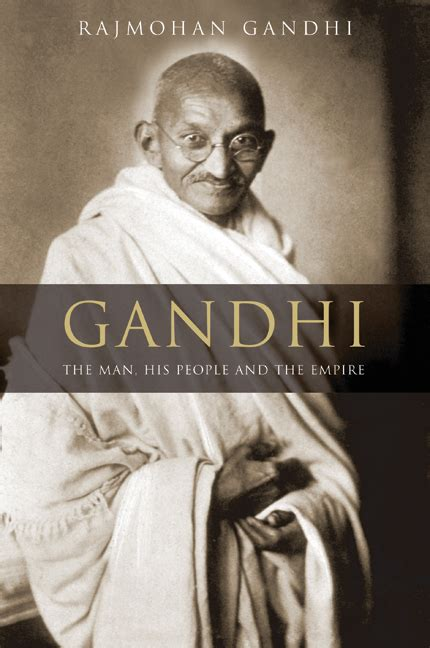 gandhi biography history gandhi rajmohan gandhi hardcover university of