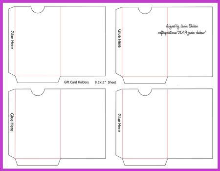 gift card size envelope template gift or credit card envelope template cup652697 2049