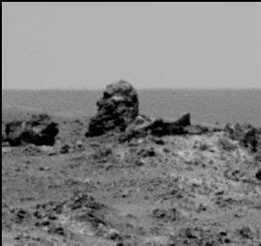 no there isnt a buddha on mars whats behind all these nasa s mars rover opportunity has arrived at the giant
