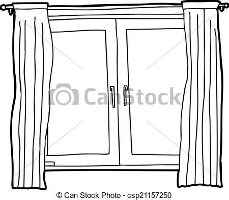 Single Car Garage Plans clipart vector of outline of casement windows black