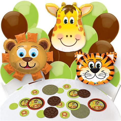Safari Jungle Baby Shower Decorations by Jungle Safari Baby Shower Jungle Baby Shower Ideas