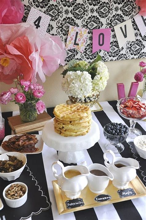 toppings for waffle bar best 10 waffle bar ideas on pinterest birthday brunch