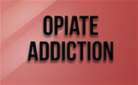 Helping Someone Detox From Opiates by Overcoming Opiate Addiction Successfully
