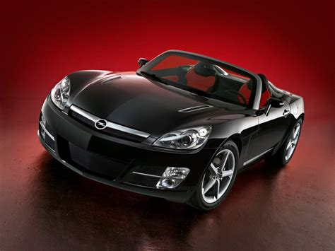 opel roadster opel gt roadster technical details history photos on