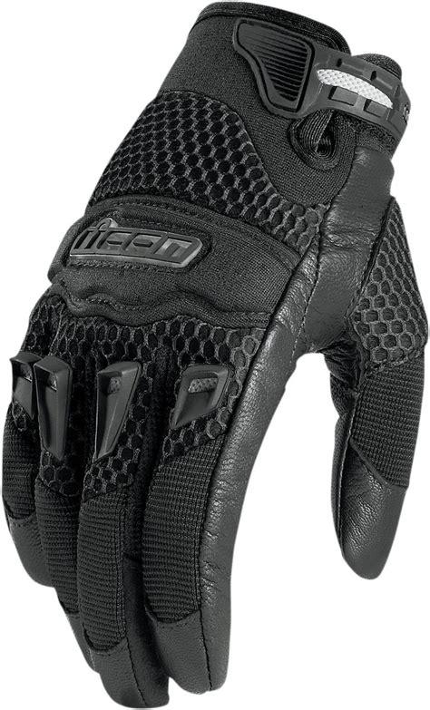 icon twenty niner womens textile motorcycle gloves black
