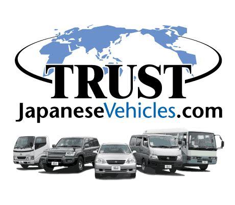 japanese used cars, quality vehicles   trust japan