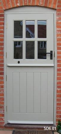 Exterior Back Door Styles Stable Doors From Oak And Other Woods By Jonathan Elwell