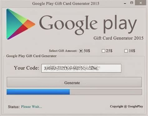 Google Gift Card Code Generator No Survey - google play gift card code generator no survey for android
