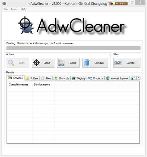 adwcleaner download link adwcleaner techs filepony