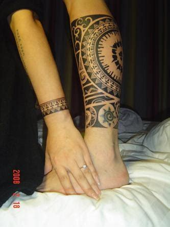 matching tribal tattoos free designs matching tribal for arm and leg