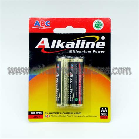 Baterai Abc Aa Power jual alat tulis kantor murah surabaya 187 abc alkaline baterai lr 06 aa 171 sarana sukses surabaya