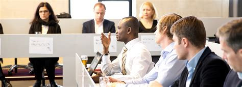 Mba In Energy Programs by Energy Management Wu Executive Academy Vienna