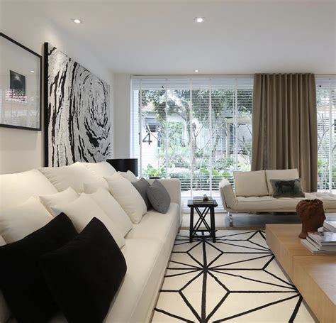 sofa branco  inspiracoes  fotos de decoracao
