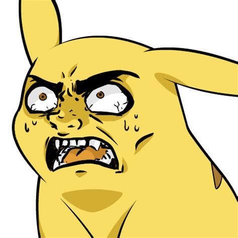 Best Meme Faces - pikachu face meme by kaisuki on deviantart
