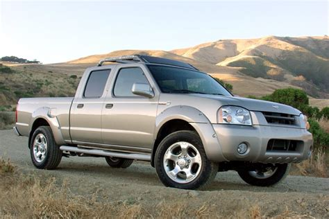 2002 nissan frontier reviews specs and prices cars