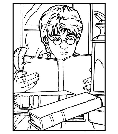 3 harry potter coloring pages coloring pages